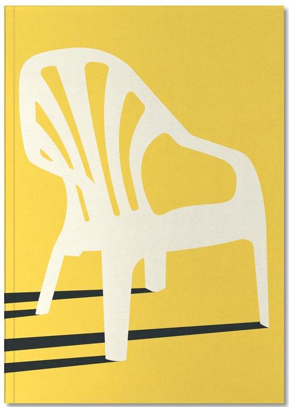 Monobloc Plastic Chair No VI Notebook