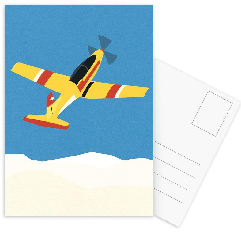 Pilatus PC-7 Solo Display Postcard Set