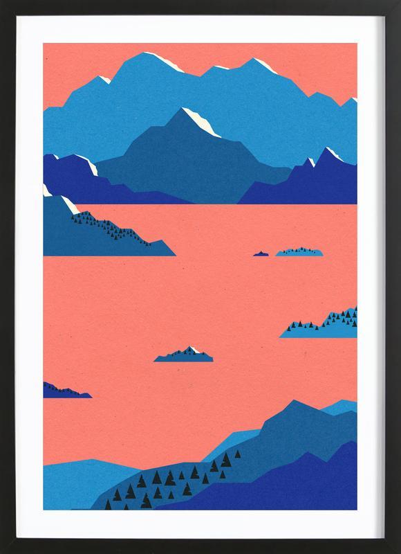 Swedish Morning Framed Print