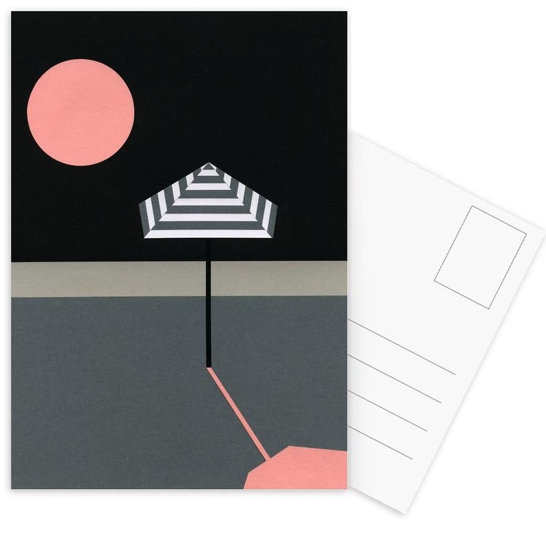 The End of Summer -Postkartenset