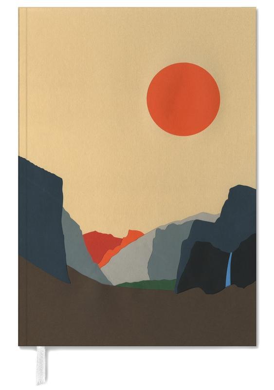 Yosemite Valley Personal Planner