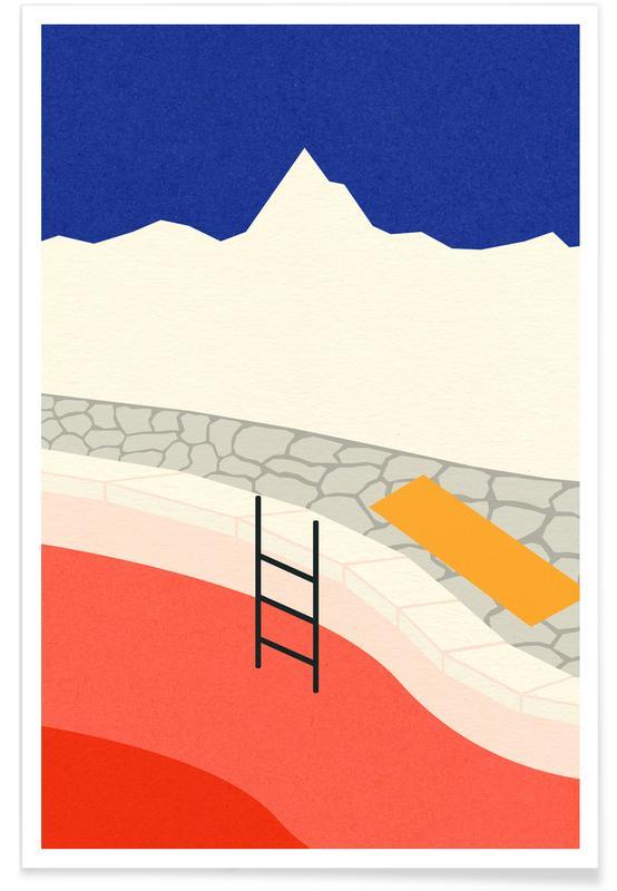 Mountain Yoga Retreat affiche