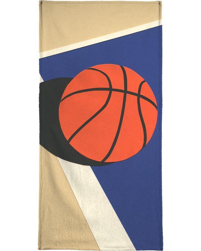 Oakland Basketball Team -Handtuch