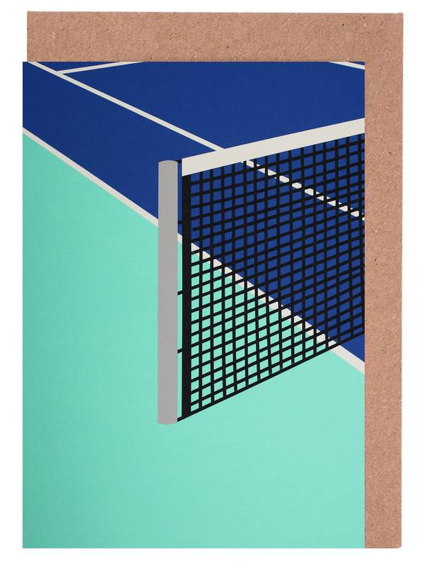 Arizona Tennis Club -Grußkarten-Set