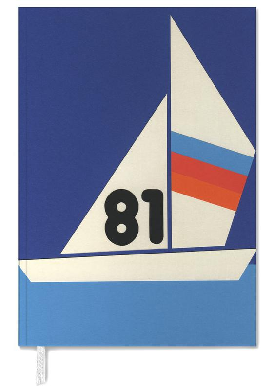 Sailing Regatta 81 Personal Planner