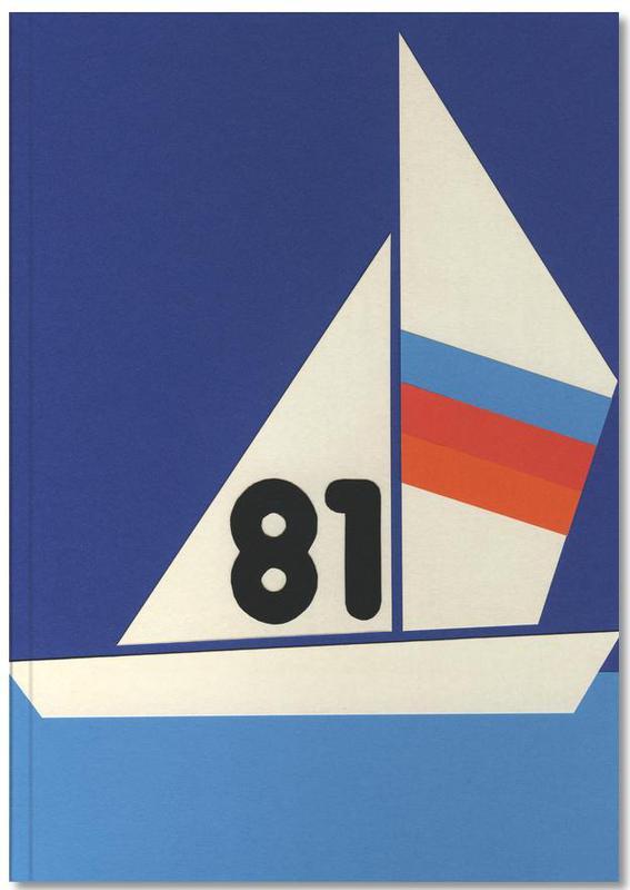 Sailing Regatta 81 Notebook