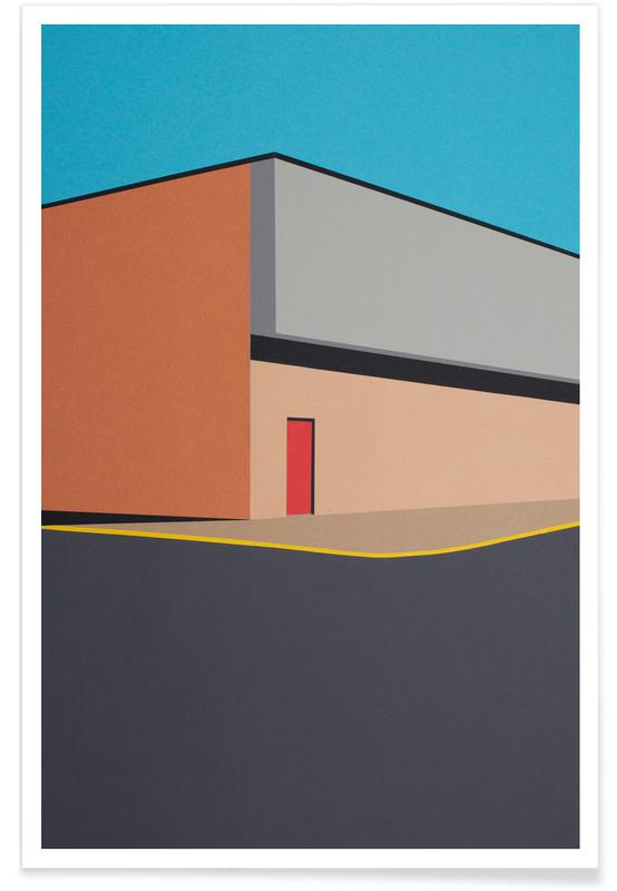 , Warehouse -Poster