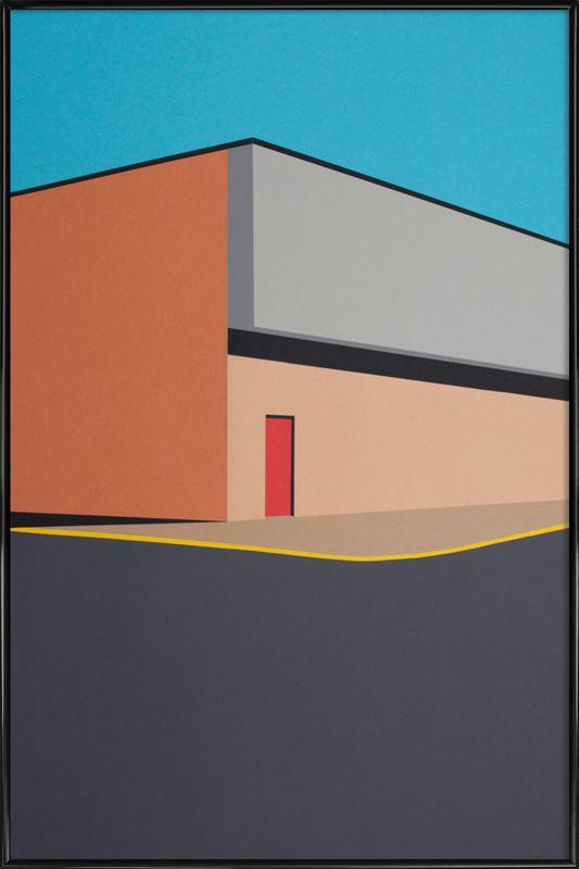 Warehouse Framed Poster