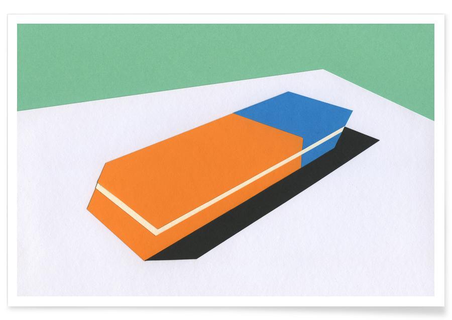 Eraser -Poster