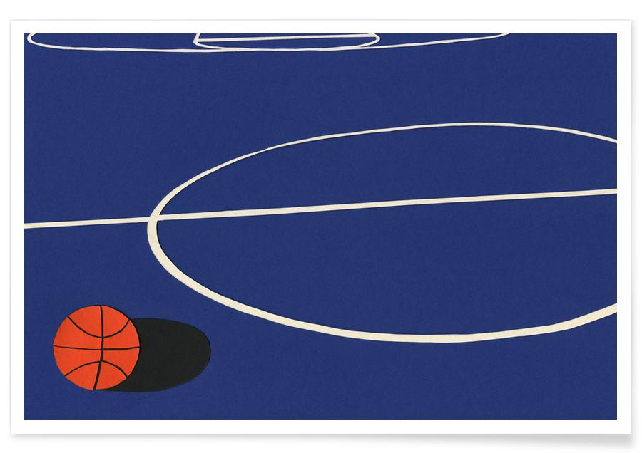 Basket-ball, Oakland Basketball Team II affiche