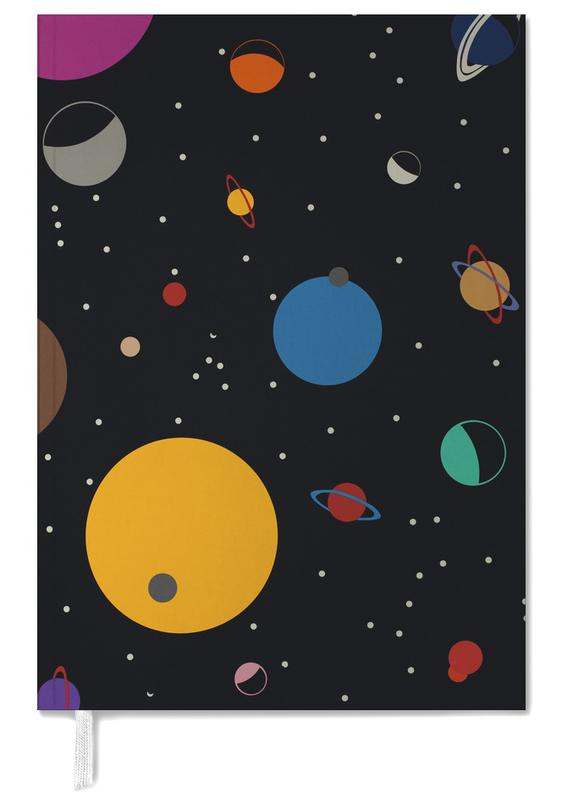 Outer Space Personal Planner