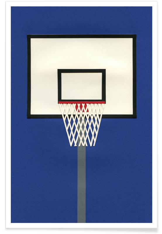 Basket-ball, Oakland Basketball Team III affiche