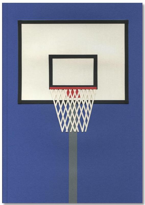 Oakland Basketball Team III Notebook