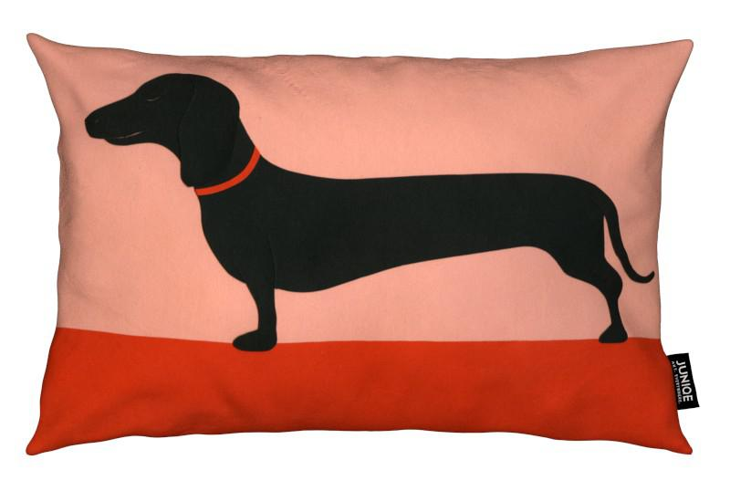 Chiens, Dachshund Rosi coussin