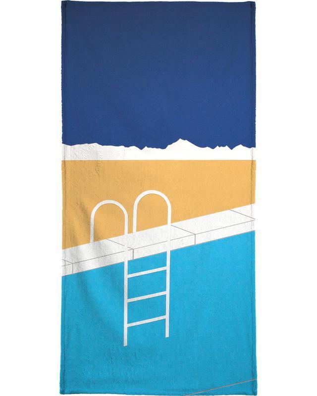 Détails architecturaux, Desert Pool serviette de plage