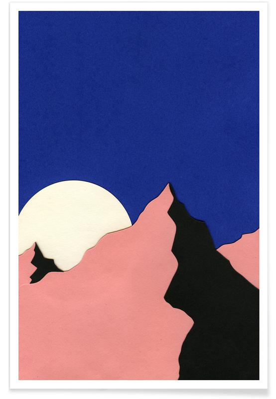 Death Valley Moon II poster