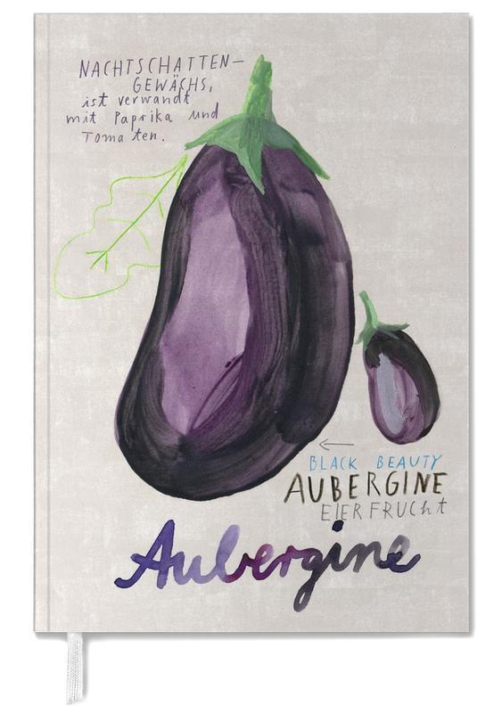 Aubergine -Terminplaner