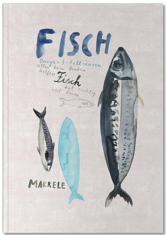 Fische, Fisch Notebook