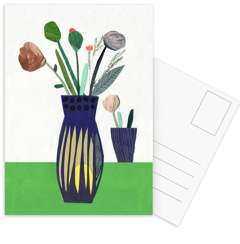 Ranunkeln & Co. 1 -Postkartenset