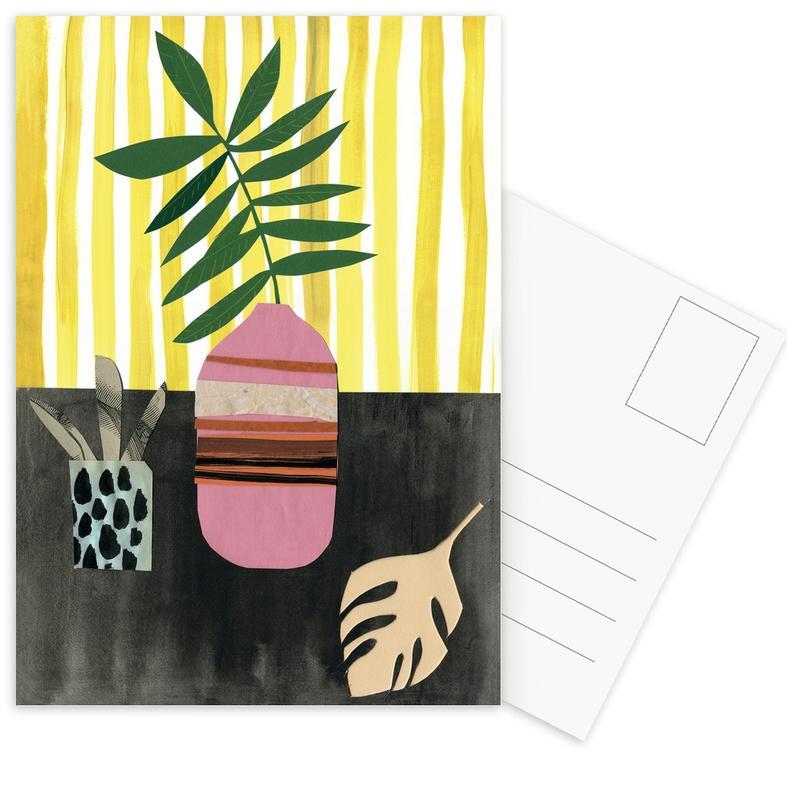 Vasen & Co. 2 -Postkartenset