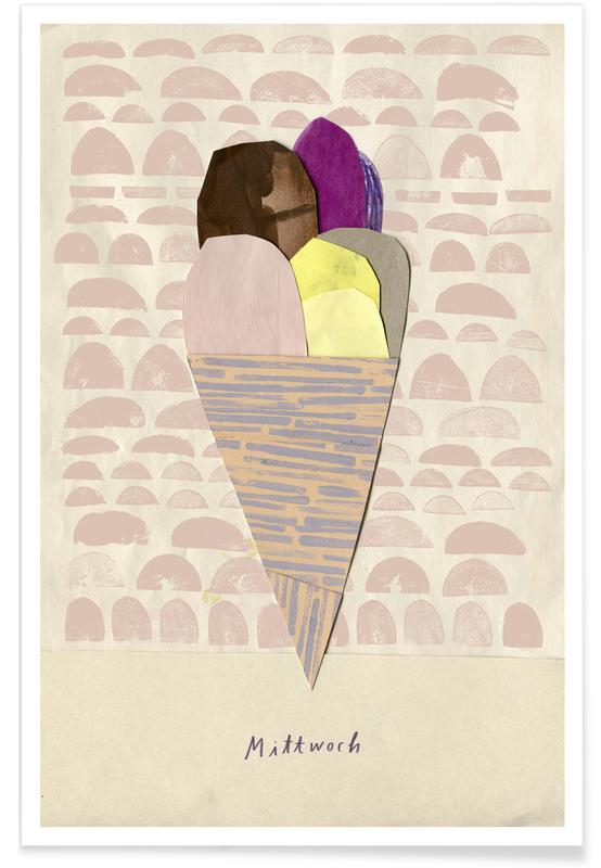 Eis am Mittwoch Poster