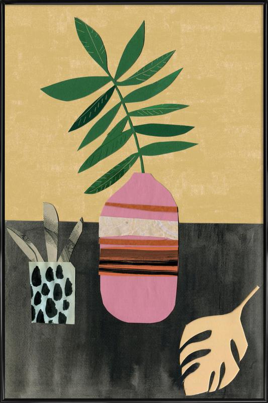 Vasen & Co. 4 affiche encadrée