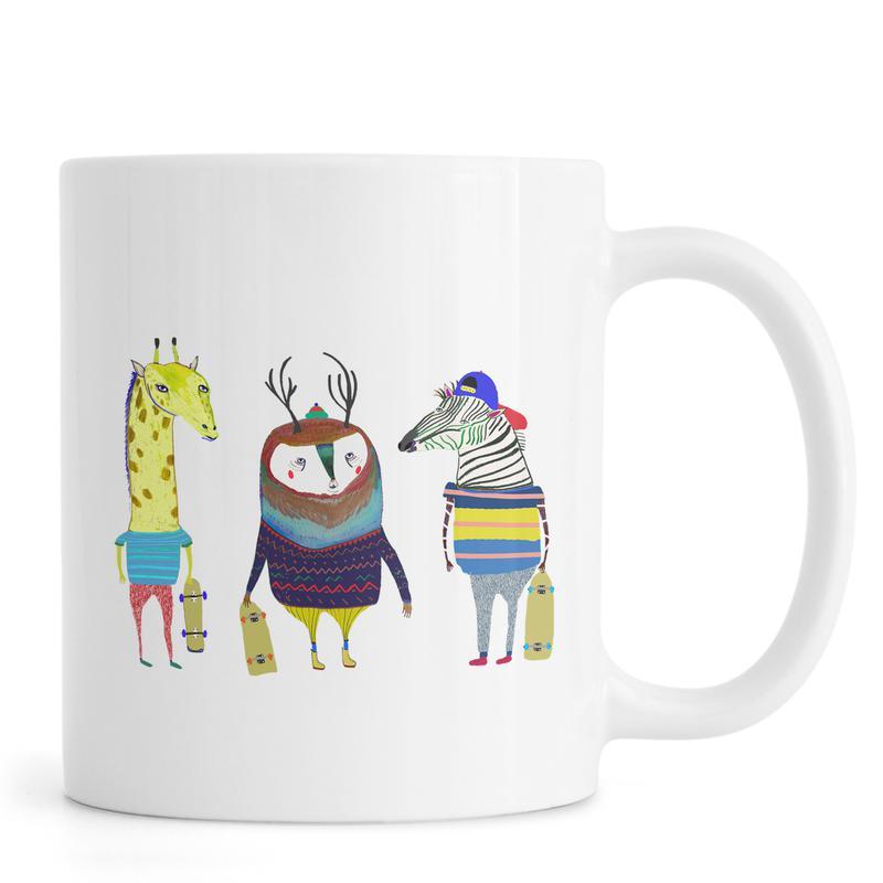 Dudes 2 Mug