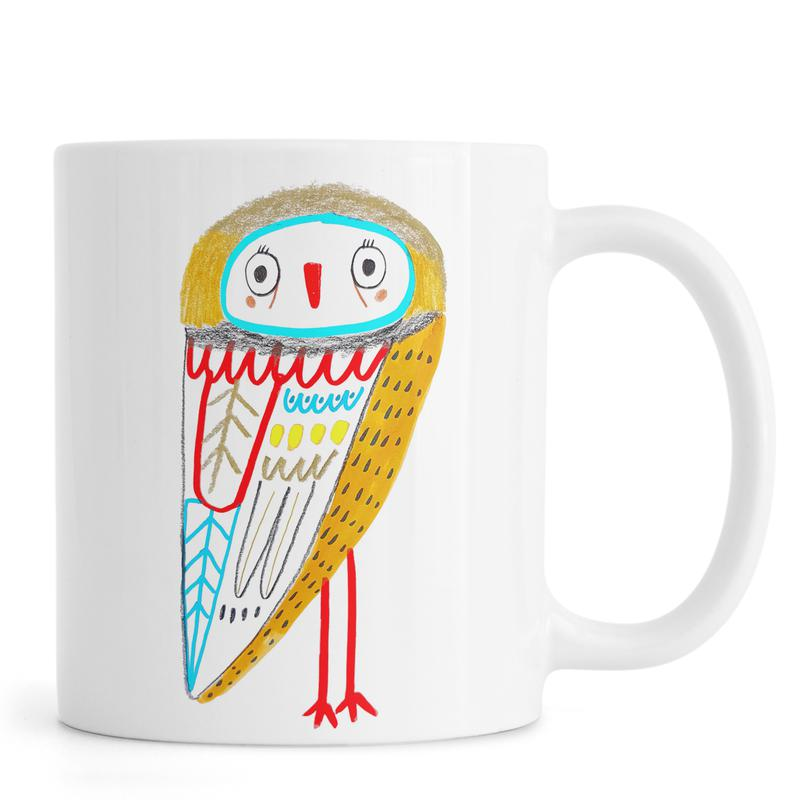 Owl -Tasse