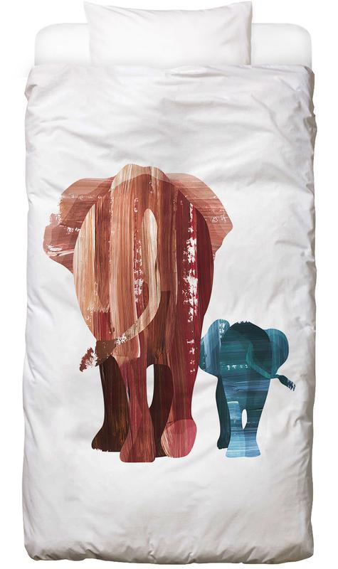 A walk together Bed Linen