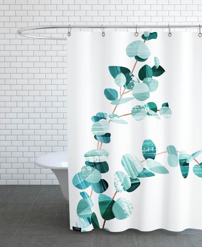 Eucalyptus -Duschvorhang
