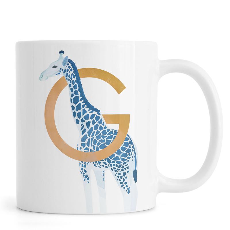 G Giraffe Mug