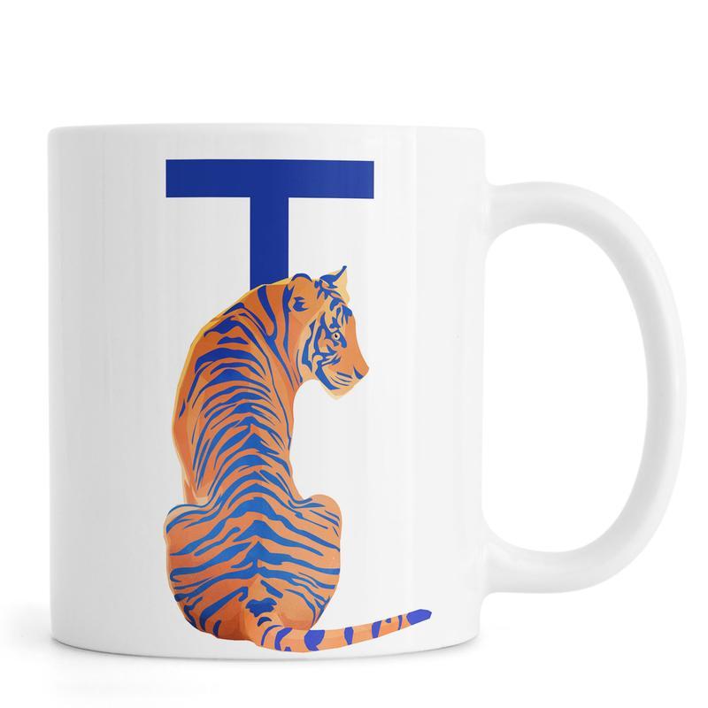 T Tiger mug