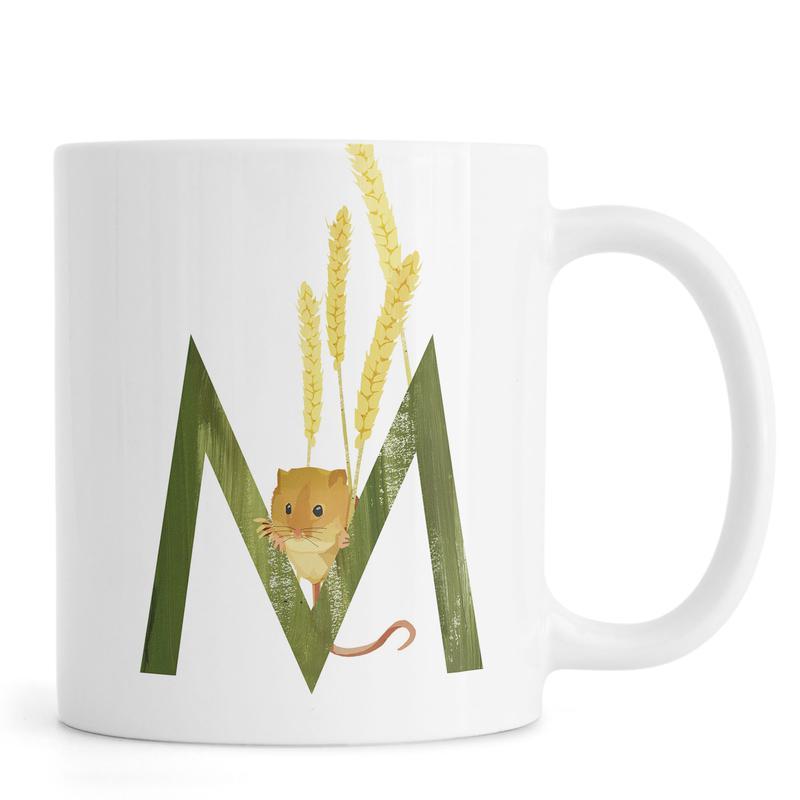 M Mouse Mug