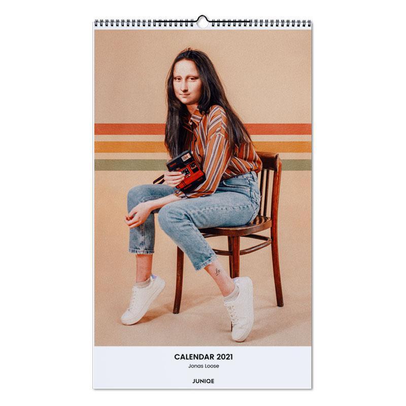 Dreamy, Jonas Loose - Calendar 2021 Calendar 2021 Wall Calendar