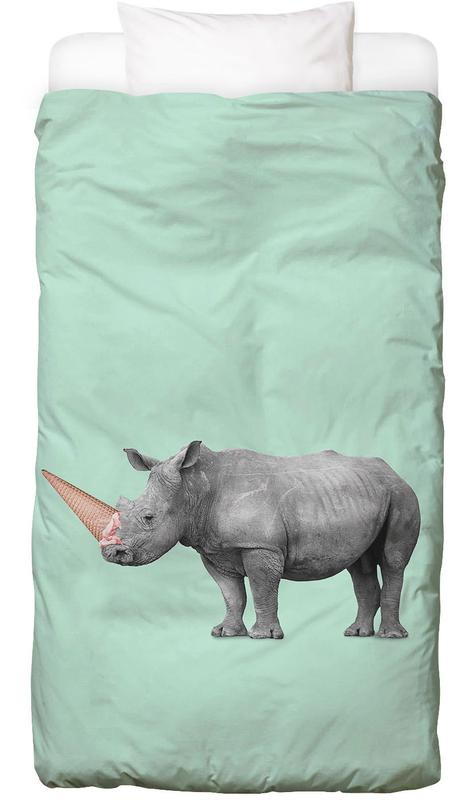 Ice Cream Rhino Kids' Bedding