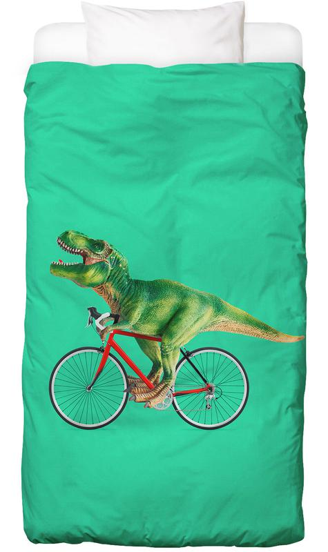 T-Rex Bike Kids' Bedding