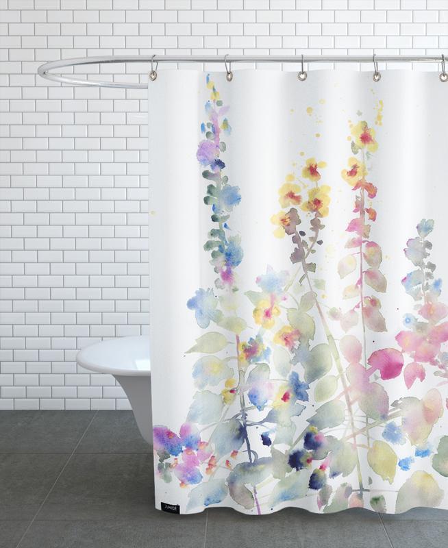 , Fiori II Shower Curtain