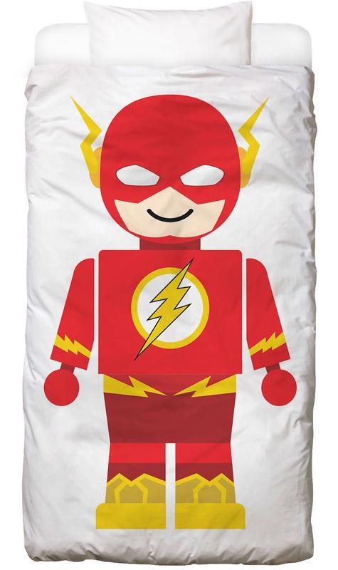 Kinderzimmer & Kunst für Kinder, Flash Toy -Kinderbettwäsche