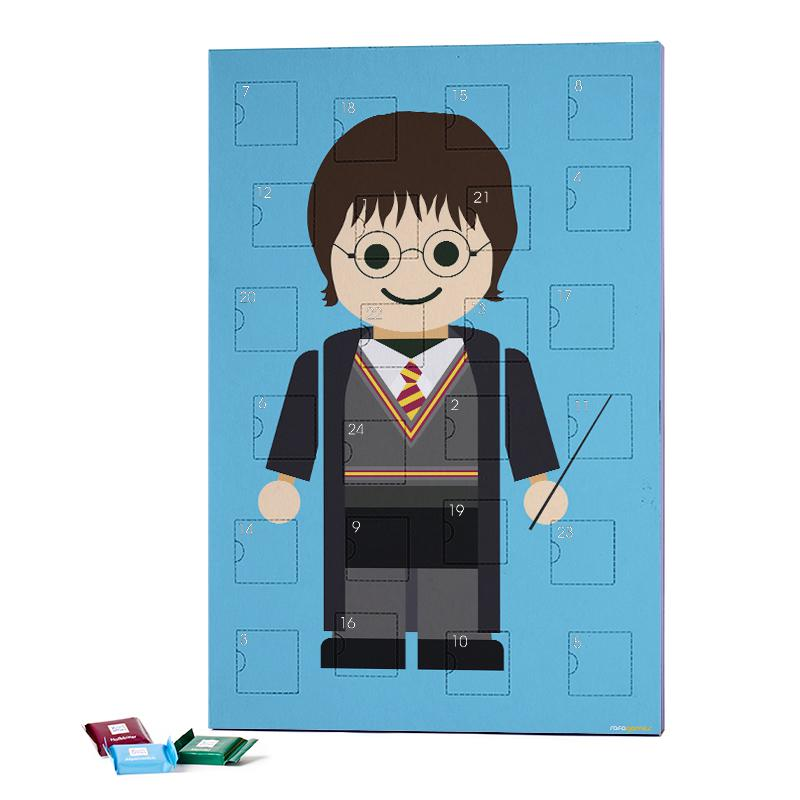 Harry Potter Toy 2019 Chocolate Advent Calendar Ritter