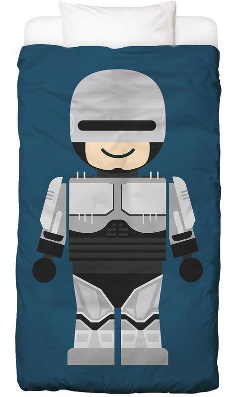 Robocop Toy Kids' Bedding