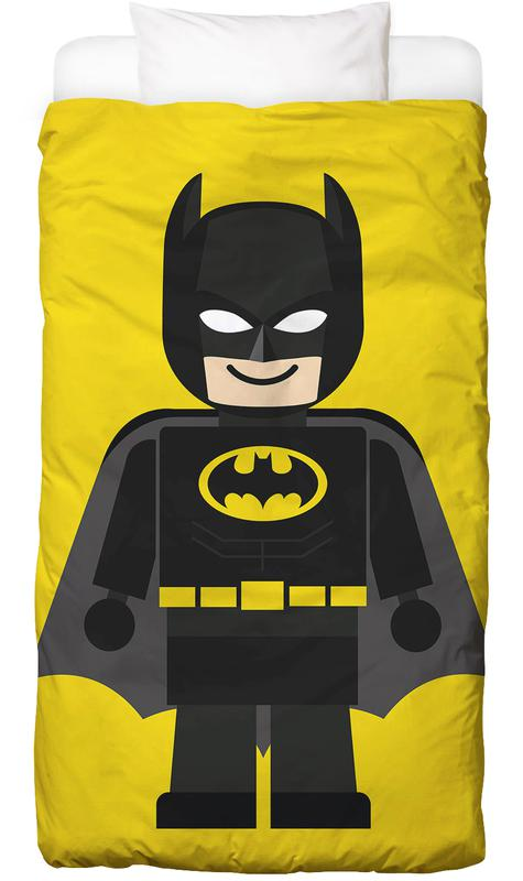 Batman, Kunst voor kinderen, Batman Toy Dekbedovertrekset
