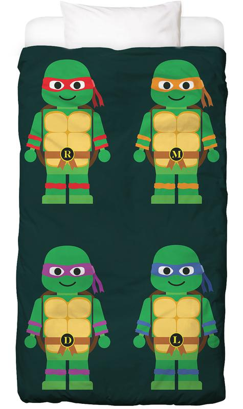 Teenage Mutant Ninja Turtles Kids' Bedding