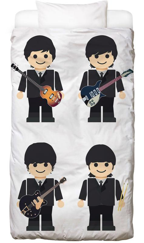 The Beatles Toy Bed Linen