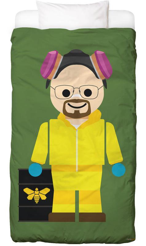 Tv-series, Walter White Heisenberg Toy Dekbedovertrekset