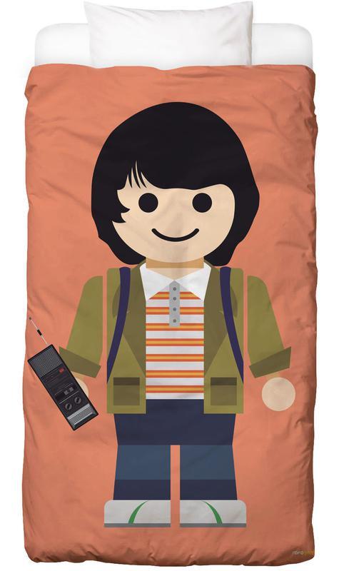 Kunst voor kinderen, Tv-series, Mike Toy Dekbedovertrekset
