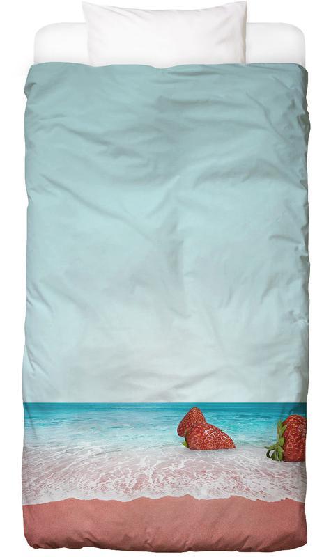 Fraises, Strawberry Shores Linge de lit