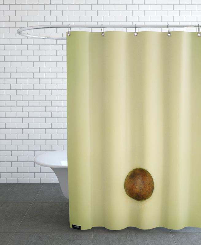 Avocado Shower Curtain
