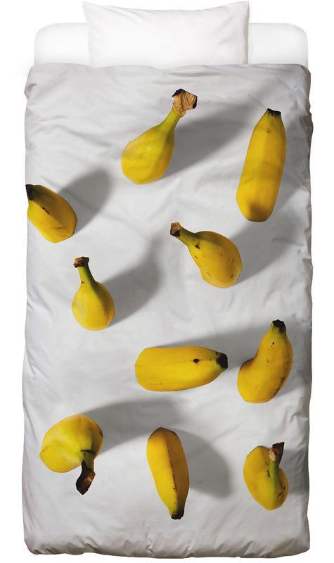 Bananen, Lustig, Bananas Bettwäsche