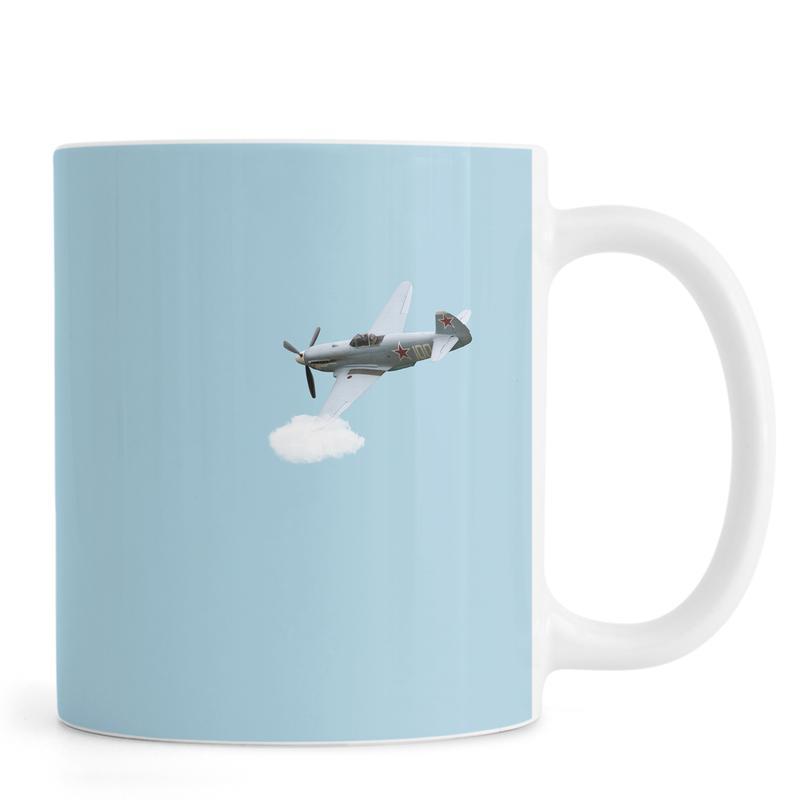 Flugzeuge, Fly -Tasse