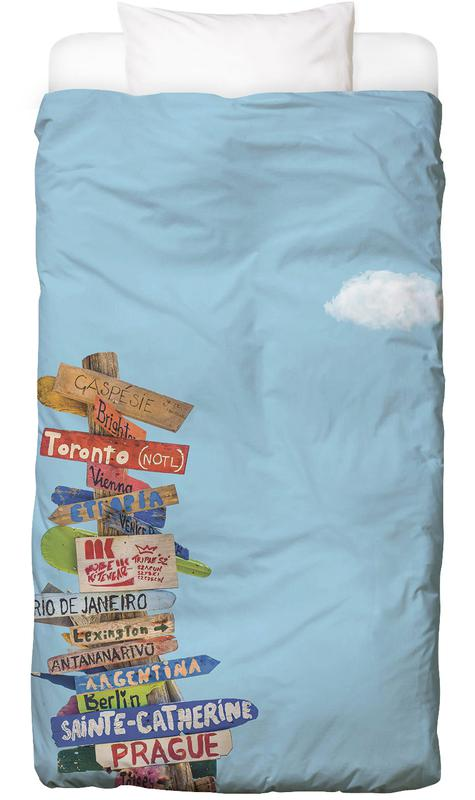 Directions Kids' Bedding